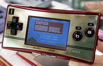 Nintendo's Game Boy Micro Sells Better Than Expected