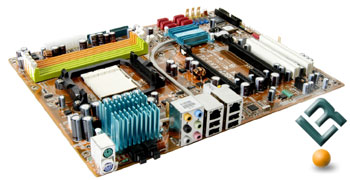 ABIT KN9 SLI Motherboard For AMD Socket AM2 Processors Seen