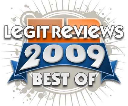 Best of 2009 Hardware Awards