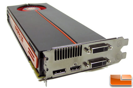 ATI Radeon HD 5870 graphics card