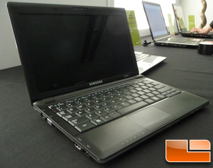 Samsung N510 NVIDIA Ion powered notebook