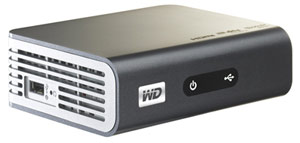WD TV Live HD media player