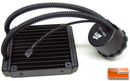 Corsair Hydro Series H50 CPU Water Cooling Kit