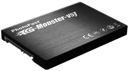 PhotoFast G-Monster V5J SSD