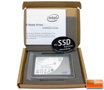 Intel X25-M Trim SSD Drive