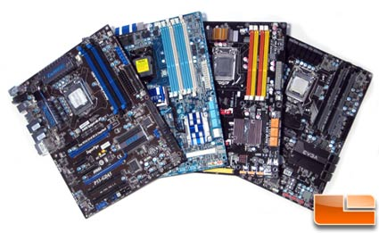 P55 Motherboard Roundup