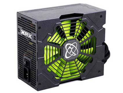 XFX 850W Black Edition Power Supply