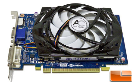 ECS GeForce GT 240 Video Card NGT240-512QI-F