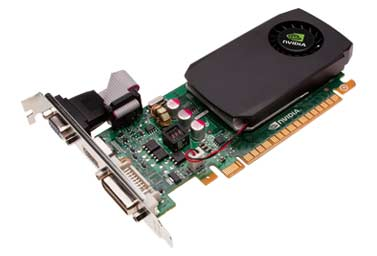NVIDIA GeForce GT 420 video card
