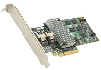 LSI MegaRAID SATA and SAS 9260-8i RAID Card Review