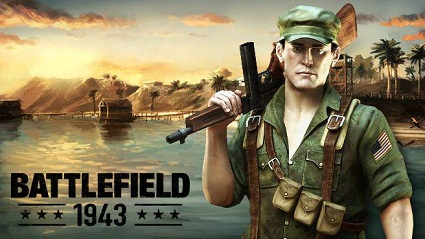 "Battlefield 1943 """