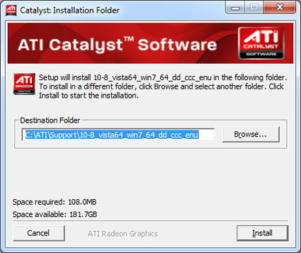 Ati Drivers Windows XP