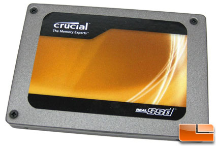 Micron RealSSD C300 256GB SATA 6Gbps SSD