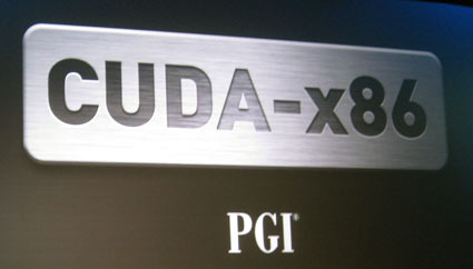 NVIDIA CUDA-x86
