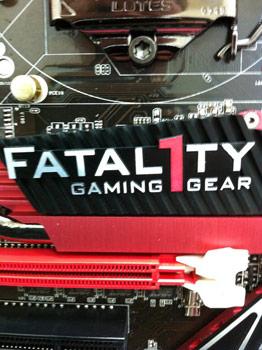 Fatal1ty Motherboard