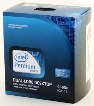 Intel Pentium G6951 Processor