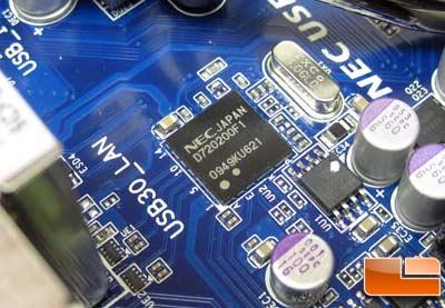 NEC USB 3.0 chip