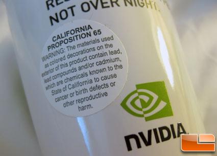 NVIDIA Lead Mug