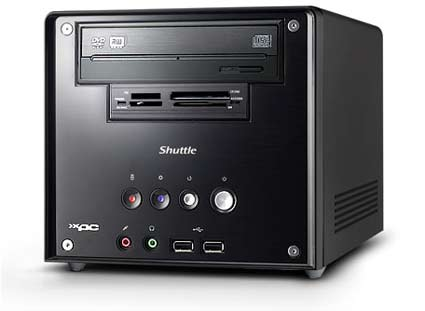 Shuttle Now Shipping New 'Pro Series' Small Form Factor PCs ...