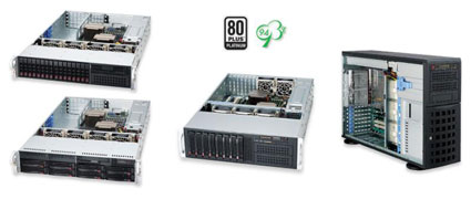 Supermicro Delivers Platinum Level Servers