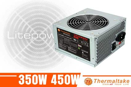 Thermaltake Litepower 450W HTPC Power Supply