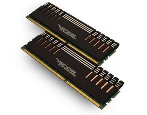 Patriot Viper Xtreme 8GB DDR3 1600MHz Memory Kit