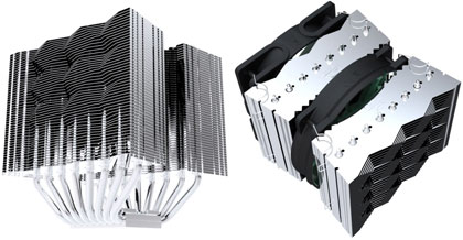Deepccol ASSASSIN Twin-Tower CPU Cooler