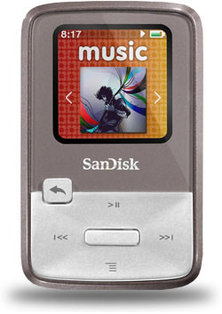 Sansa Clip Zip MP3 player