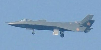 China Confirms Successful Stealth Flight of J-20 Fighter Jet
