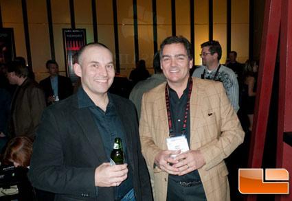 Corsair's Andy Paul & CoolIT's Geoff Lyon Partners