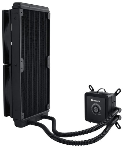 Corsair H100 Water Cooler