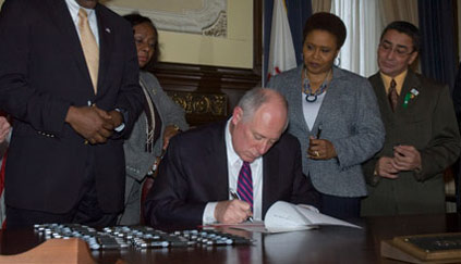 Illinois Gov. Pat Quinn