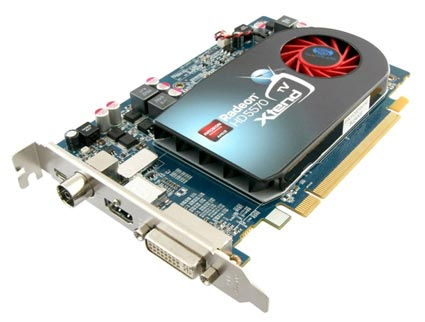 SAPPHIRE Launches AMD Radeon HD 5570 XtendTV Tuner Card - Legit Reviews