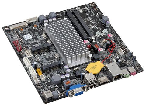 ECS CDC-TI mainboard