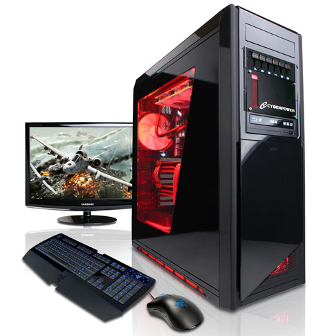 CyberpowerPC Debuts PCs with Intel Z77 Express Chipsets