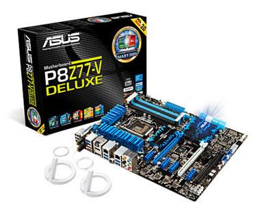 ASUS P8Z77-V DELUXE motherboard