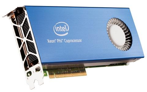 Intel Xeon Phi PCIe Card