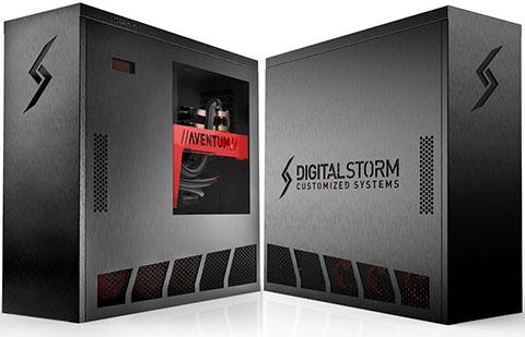 Digital Storm Announces Aventum PC - Legit Reviews