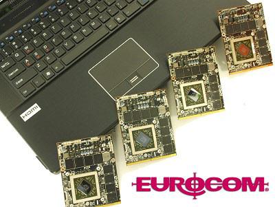 Eurocom launches Quad-SLI and Quad-CrossFireX Gaming