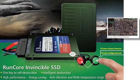 RunCore XAPEAR SSD