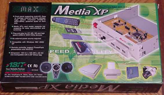 ABIT Media XP Pro