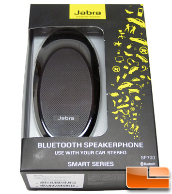 Jabra SP700 Bluetooth Speaker Phone Car Kit