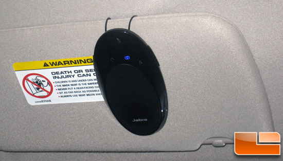 Jabra SP700 Bluetooth Car Speaker Phone