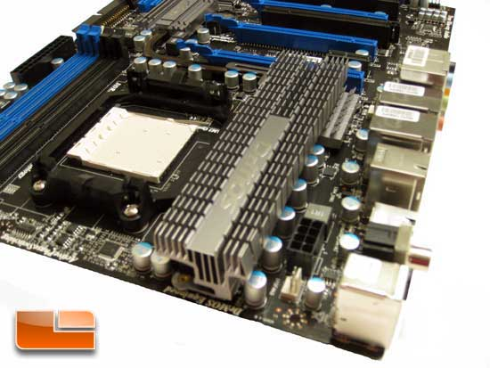 MSI 790FX-GD70 Motherboard Review