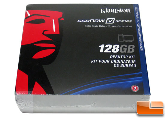 Kingston SSDNow V Series 128GB SSD Review