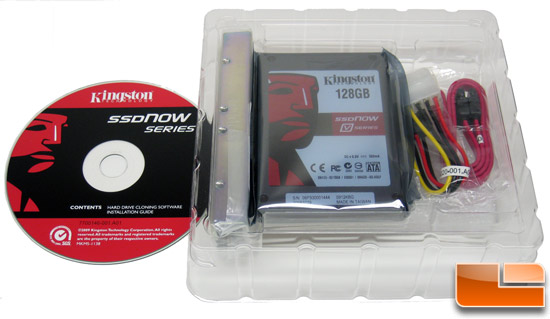Kingston SSDNow V Series Solid State Drive Bundle Kit