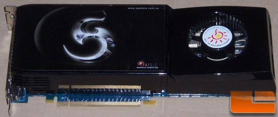 Sparkle GeForce GTX 275 Graphics Card