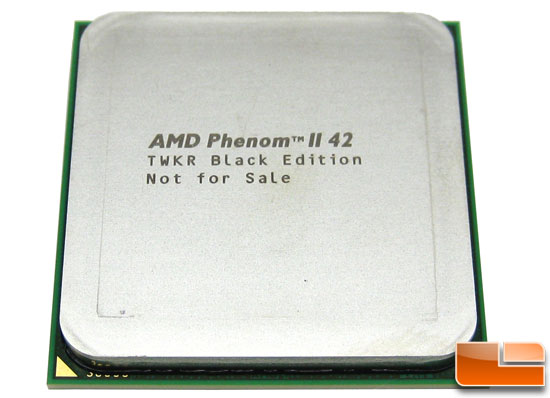 AMD Phenom II TWKR Processor