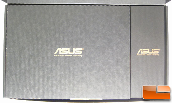 Asus HD 4890 Box Internals