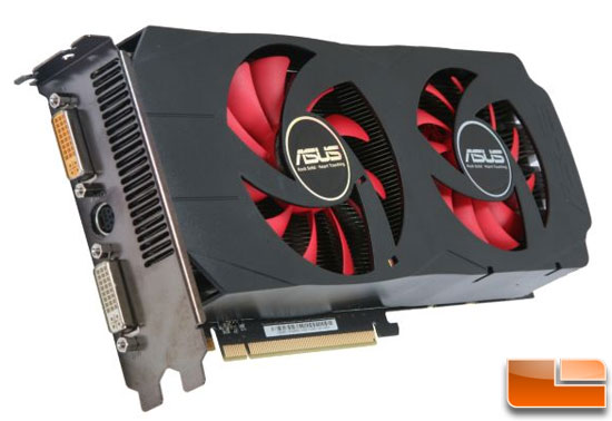 ASUS Radeon HD EAH4890 TOP Features